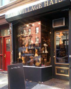 East Village Hats - Julia Knox