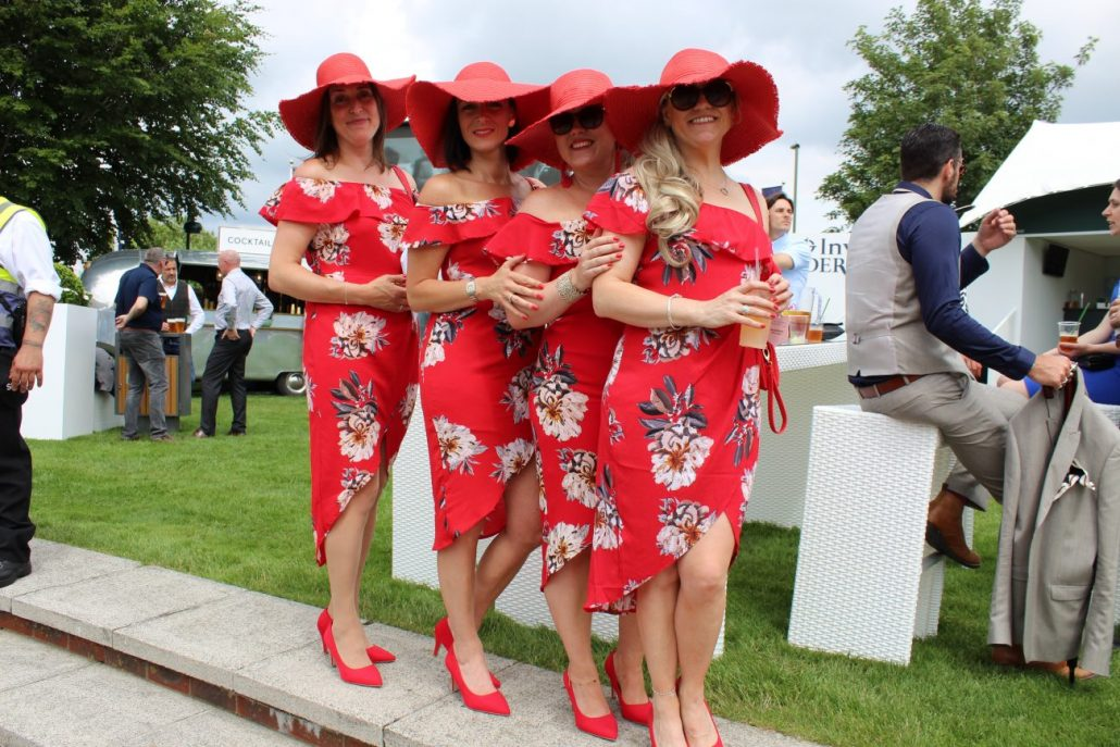 Epsom Investec Ladies Day - Millinery (21)
