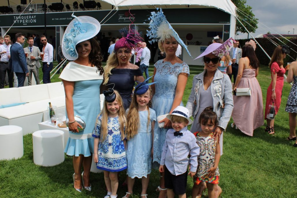 Epsom Investec Ladies Day - Millinery (22)