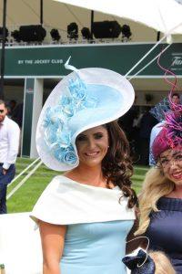Epsom Investec Ladies Day - Millinery (23)