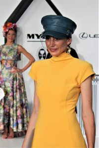 Design Award - Melbourne Cup Day - Flemington Racecourse - VRC - Millinery (5)