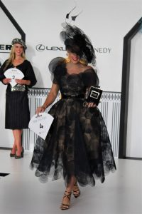 Design Award - Melbourne Cup Day - Flemington Racecourse - VRC - Millinery (7)