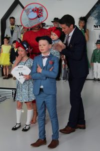 Stakes Day - Family - FOFT 2018 Flemington - Millinery (1)
