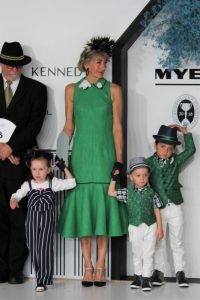 Stakes Day - Family - FOFT 2018 Flemington - Millinery (2)