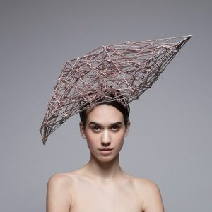 WendyWhite-2 - The Millinery Association of Australia - MAA Design Award 2019 - Millinery.Info
