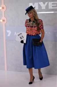 Ladies FOTF - Oaks Day - Flemington - Millinery (16)