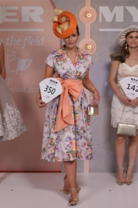 Ladies FOTF - Oaks Day - Flemington - Millinery (18)