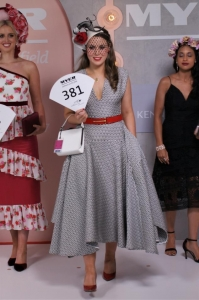 Ladies FOTF - Oaks Day - Flemington - Millinery (21)