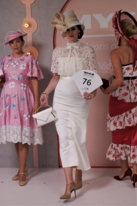 Ladies FOTF - Oaks Day - Flemington - Millinery (22)