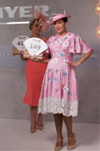 Ladies FOTF - Oaks Day - Flemington - Millinery (23)