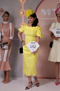 Ladies FOTF - Oaks Day - Flemington - Millinery (28)