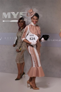 Ladies FOTF - Oaks Day - Flemington - Millinery (29)