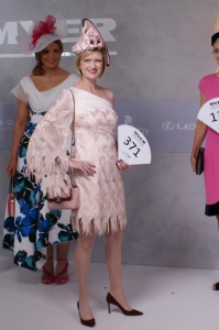 Ladies FOTF - Oaks Day - Flemington - Millinery (35)