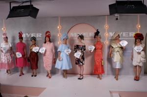Ladies FOTF - Oaks Day - Flemington - Millinery (37)