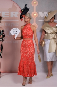 Ladies FOTF - Oaks Day - Flemington - Millinery (39)