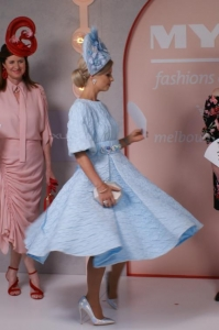 Ladies FOTF - Oaks Day - Flemington - Millinery (40)