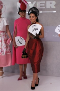 Ladies FOTF - Oaks Day - Flemington - Millinery (42)