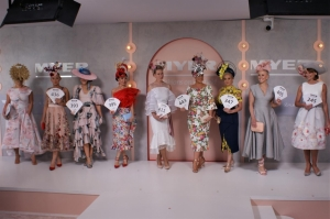 Ladies FOTF - Oaks Day - Flemington - Millinery (43)
