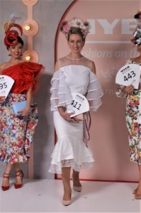 Ladies FOTF - Oaks Day - Flemington - Millinery (48)