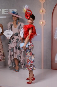 Ladies FOTF - Oaks Day - Flemington - Millinery (49)