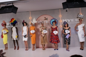 Millinery Award - Myer FOTF - Oaks Day - Flemington - Millinery (26)