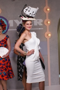 Millinery Award - Myer FOTF - Oaks Day - Flemington - Millinery (27)