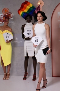 Millinery Award - Myer FOTF - Oaks Day - Flemington - Millinery (29)