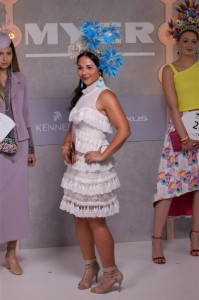 Millinery Award - Myer FOTF - Oaks Day - Flemington - Millinery (3)