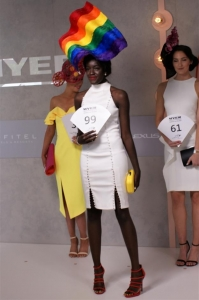 Millinery Award - Myer FOTF - Oaks Day - Flemington - Millinery (30)