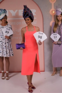 Millinery Award - Myer FOTF - Oaks Day - Flemington - Millinery (5)