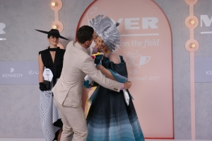 Victorian State Final - Myer FOTF - Oaks Day - Flemington - Millinery (10)