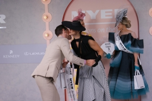 Victorian State Final - Myer FOTF - Oaks Day - Flemington - Millinery (12)