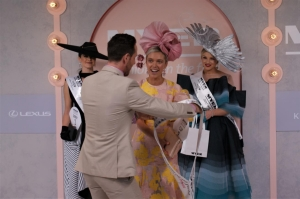 Victorian State Final - Myer FOTF - Oaks Day - Flemington - Millinery (13)