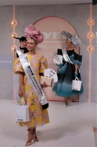 Victorian State Final - Myer FOTF - Oaks Day - Flemington - Millinery (14)