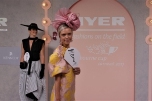 Victorian State Final - Myer FOTF - Oaks Day - Flemington - Millinery (2)