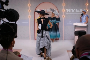 Victorian State Final - Myer FOTF - Oaks Day - Flemington - Millinery (4)
