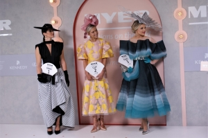Victorian State Final - Myer FOTF - Oaks Day - Flemington - Millinery (5)