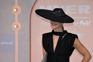 Victorian State Final - Myer FOTF - Oaks Day - Flemington - Millinery (7)