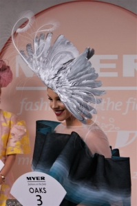 Victorian State Final - Myer FOTF - Oaks Day - Flemington - Millinery (9)