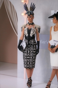 Design Award - FOTF - Melbourne Cup Day - Flemington - Millinery (12)