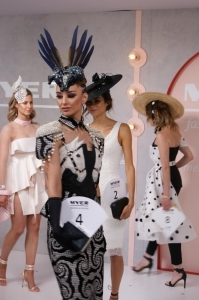 Design Award - FOTF - Melbourne Cup Day - Flemington - Millinery (14)