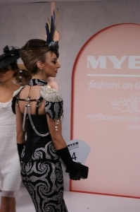 Design Award - FOTF - Melbourne Cup Day - Flemington - Millinery (15)