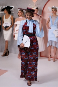 Design Award - FOTF - Melbourne Cup Day - Flemington - Millinery (17)