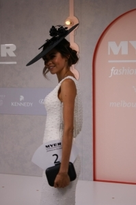 Design Award - FOTF - Melbourne Cup Day - Flemington - Millinery (2)