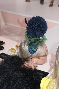 Design Award - FOTF - Melbourne Cup Day - Flemington - Millinery (21)