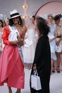 Design Award - FOTF - Melbourne Cup Day - Flemington - Millinery (24)