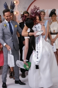 Design Award - FOTF - Melbourne Cup Day - Flemington - Millinery (26)
