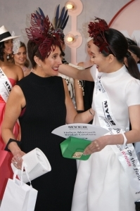 Design Award - FOTF - Melbourne Cup Day - Flemington - Millinery (27)