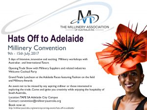 Hats off to Adelaide