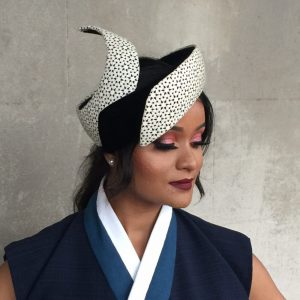 Louise Swann - Runner Up of the General category - MIMC - Millinery.Info.JPGAustralia